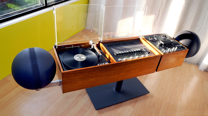 The Clairtone Project G S